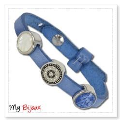 Slice in bracelet 004