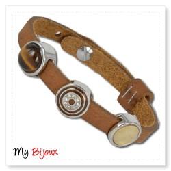 Slice in bracelet 009
