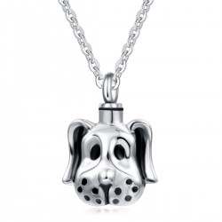 Memorial Ash Holder Pet Dog Pendant
