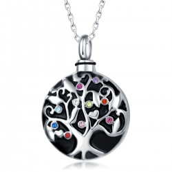 Memorial Ash Holder Tree of Life