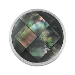 Mini Coin Grey Square Shell