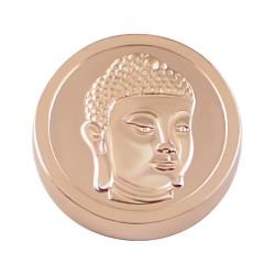 Mini Coin Buddha rosé