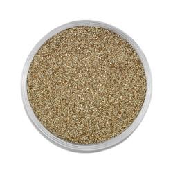 Mini Coin Crystal Sand Brown Glitter