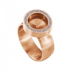 Interchangeable Ring Zirconia Rose Matt