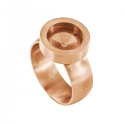 Interchangeable Ring Rose Matt
