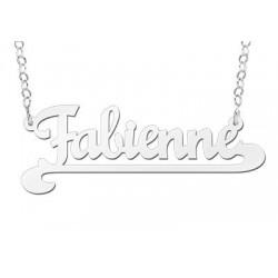NameNecklace Model Fabienne