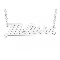 NameNecklace Model Melissa