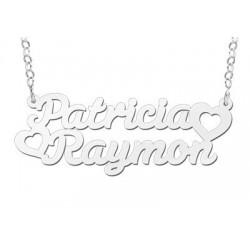 NameNecklace Model Patricia-Raymon