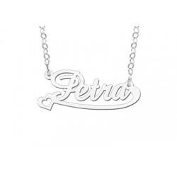 NameNecklace Model Petra
