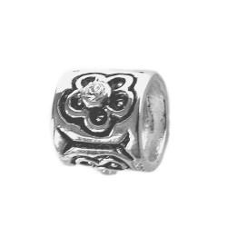 Silver Bead for Pandora PZ187