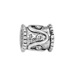 Silver Bead for Pandora PZ183