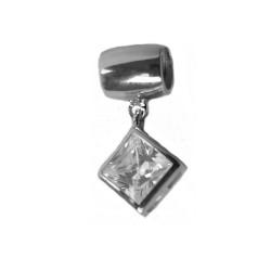 Silver Bead for Pandora PZ178