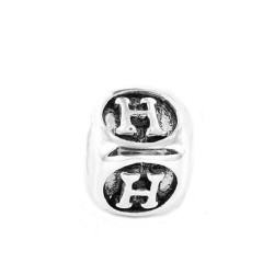 Silver Bead for Pandora PZ431 H