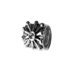 Silver Bead for Pandora PZ052