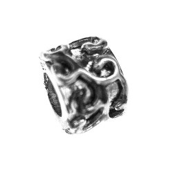 Silver Bead for Pandora PZ026