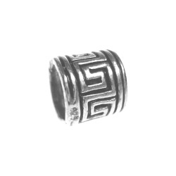 Silver Bead for Pandora PZ048