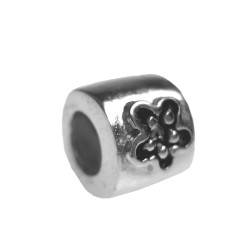 Silver Bead for Pandora PZ110