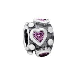 Silver Bead for Pandora PZ270
