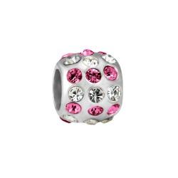 Silver Bead for Pandora PZ216