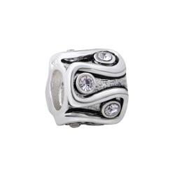 Silver Bead for Pandora PZ262