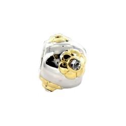 Silver Bead for Pandora PZ396