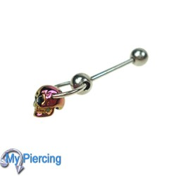 Piercing Barbell 1.6 x 15