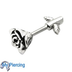 Ear Piercing Rose