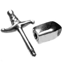 Ear Piercing Sword