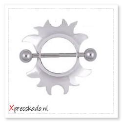 Brust- Piercing TEP003