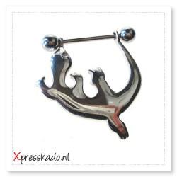 Brust- Piercing TEP009