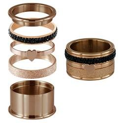 Fill Ring Bleu Cateye 2 mm