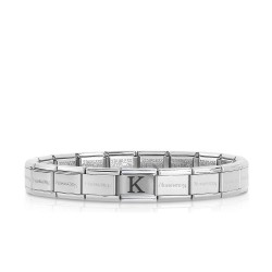 L047 Italian Charm letter K