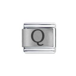 L053 Italian Charm letter Q